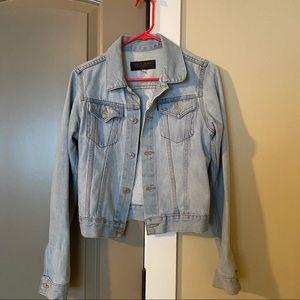 Juicy Couture Light Blue Denim Jacket S